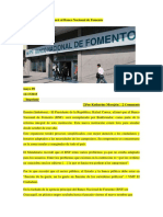 BanEcuador Reemplazará Al Banco Nacional de Fomento