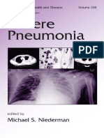 Michael S. Niederman Severe Pneumonia Lung Biology in Health and Disease, Volume 206