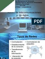 Redes de Telecomunicacion y de Datos