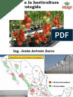 1. El Clima en La Horticultura Protegida (Arevalo)