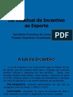 Lei de Incentivo Ao Esporte-030913