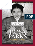 (Greenwood Biographies) Joyce a. Hanson-Rosa Parks_ a Biography (Greenwood Biographies) -Greenwood (2011)