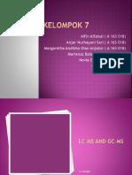 Kelompok 7 LCMS&GCMS (Pertanyaan&Jawaban)