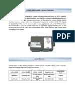 Lucas 10as Alarm Nanocom Evolution | Analog To Digital Converter | Relay