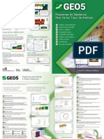 GEO5 Software Leaflet PT