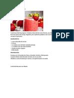 Coctel de Fresa con Canela.docx