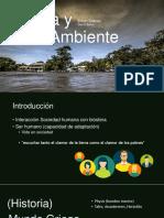 Bioética y Medio Ambiente
