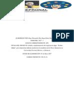 Informe Del 40%_Hugo Diaz