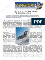 PF245 the Relevance of the Concept of Strategic Bombing