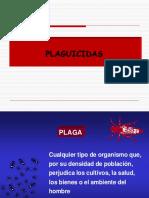 2. Clasificación de Los Plaguicidas