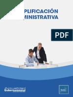 Simplificacion Administrativa