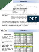 CET 116 - Trabalho Prático - Ensaio de Adensamento - 2017_2