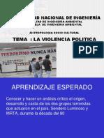 El Terrorismo en El Peru