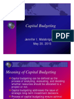 Capitalbudgeting-my Reports JenM7611