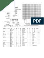 Hojas de Personaje, Equipo, Referencia Rápida (Traducción).pdf