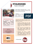 TalkHang Event Primer