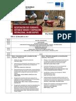 Agenda Post-terremoto 2017-06-29 Preliminar