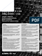 Mg166cx Usb