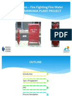 Utility - Fire Water System