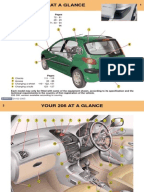peugeot 206 wiring diagram peugeot 206 owners manual 2003