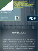 04 Escalas de Temperatura