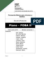 PIANO Foba II.doc