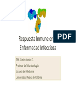 Respuesta Inmune en Enfermedades Infecciosas Bacterianas