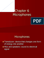 Microphones Chapter 6.ppt
