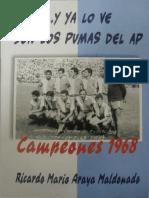 Antofagasta Campeon 1968