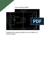 Dimensiones de una cancha de fútbol.docx