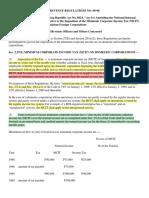 02 Revenue Regulations No. 09-98