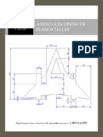 01 Practica Diseño 2D - AutoCAD
