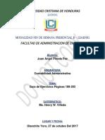 Guia de Ejercicios Pag. 189 - 203 Libro Ramirez -Pares-