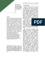 SATISFACCION RESIDENCIAL en Soluciones Habitacines de Radicación y Erradicación Para Sectores Pobres de Santiago. Patricio de La Puente Lafoy
