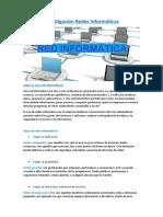 Investigacion Redes Informaticas