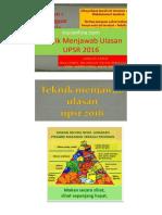 BM PENULISAN - BAHAGIAN B - CARA MENULIS ULASAN.docx