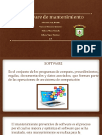 Software de Mantenimiento 1