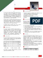 3M Prot Audit - Tapón Reutilizable 1270-1271
