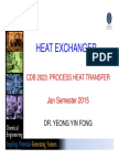 Lecture 18 Heat Exchangers Part I