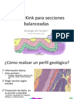 Metodo Kink Para Secciones Balanceadas