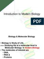 Matrikulasi-biologi Modern IDK 1