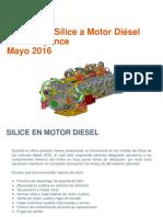 Falla Por Ingreso de Silice a Motor Spence 2016