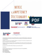 Competency  Guidebook