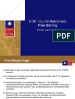 Aug 27 FINAL Collin County Retirement Plan Briefing