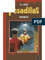 08 - Invisibles - R. L. Stine
