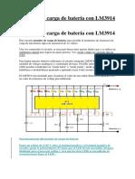 Monitor de carga de batería con LM3914.docx