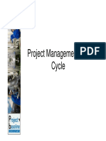 Project Management Life Cycle - R1