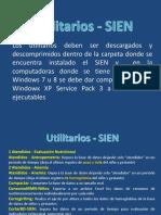 Utilitarios SIEN.ppsx