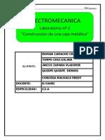 LABORATORIO_2 electromecanica
