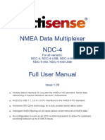 NDC-4-A Full User Manual Issue 1.09